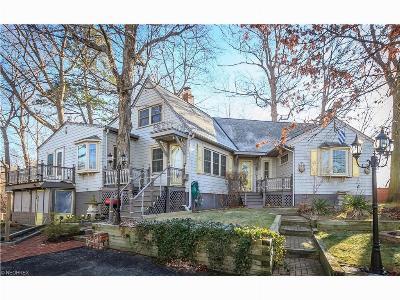 Mentor Single Family Home For Sale: 8181 Munson Rd