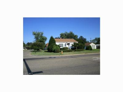 Zanesville OH Single Family Home For Sale: $139,500