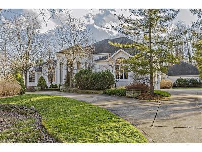 Moreland Hills Single Family Home For Sale: 20 Easton Ln