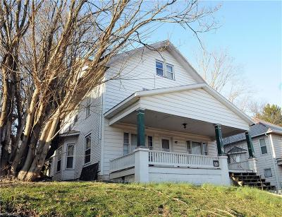 Muskingum County Multi Family Home For Sale: 118 East Main St