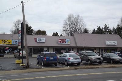 Commercial Lease For Lease: 1186 West State St