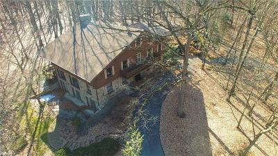 Warren Single Family Home For Sale: 6750 Mines Rd