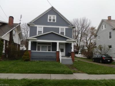 Alliance OH Single Family Home Sold: $59,900