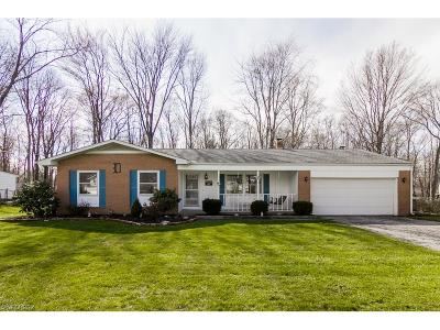 Single Family Home Sold: 7588 Mountain Park Dr