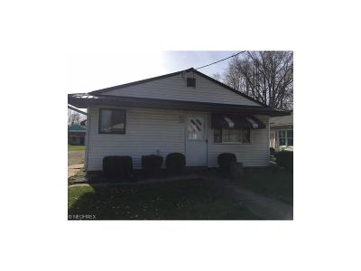 Canton OH Single Family Home Sold: $29,500