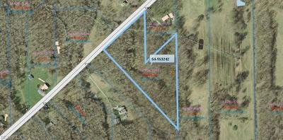Residential Lots & Land For Sale: V-L Kale Adams Rd