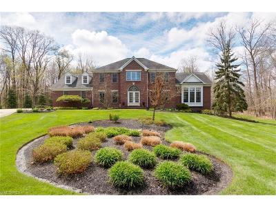 Chardon Single Family Home For Sale: 11415 Glenmora Dr