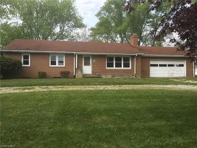 Alliance OH Single Family Home Sold: $72,500