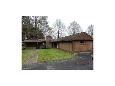 Cortland OH Single Family Home Sold: $50,010