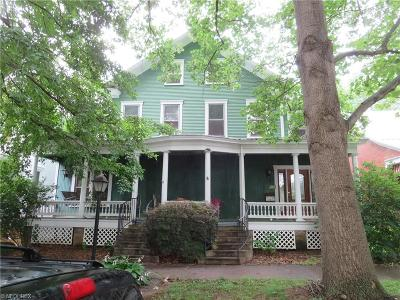 Marietta Single Family Home For Sale: 511 6th St