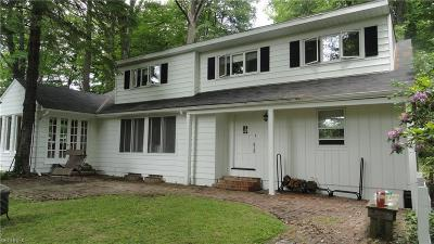 Gates Mills Single Family Home For Sale: 1280 Old Cord Rd