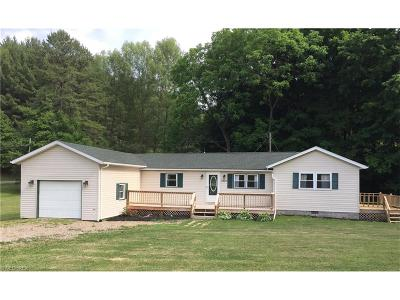 Single Family Home Sold: 3482 Johnstown Rd Northeast