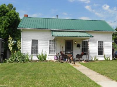Single Family Home Sold: 1200 North Kennebec Ave