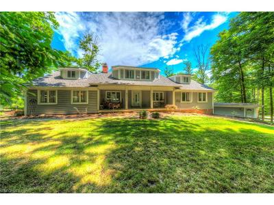 Single Family Home Sold: 5100 Chagrin River Rd
