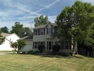 Single Family Home Sold: 734 Saratoga Trail