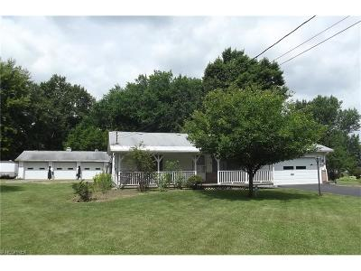 Alliance OH Single Family Home Sold: $122,000