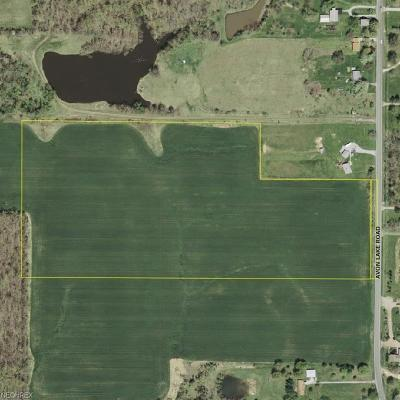 Residential Lots & Land For Sale: Avon Lake Rd