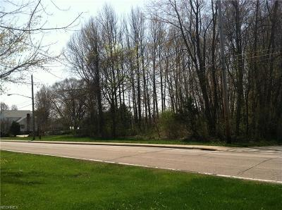 Residential Lots & Land Sold: Townline Rd