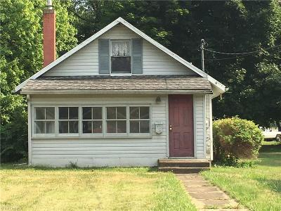 Minerva OH Single Family Home Sold: $32,100