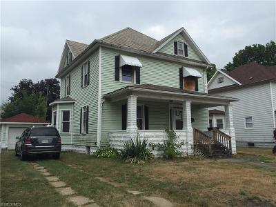 Single Family Home Sold: 507 Tuscarawas Ave Northwest