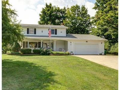 Perry Single Family Home For Sale: 4210 Middle Ridge Rd
