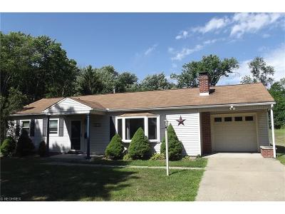 Alliance OH Single Family Home Sold: $79,500