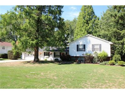 Mayfield Village Single Family Home For Sale: 840 Joyce Rd