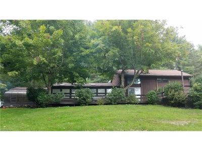 Bowerston OH Single Family Home For Sale: $249,900