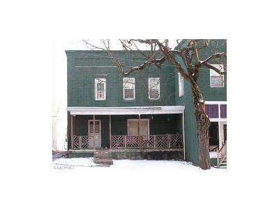 Ashland County Single Family Home For Sale: 13 West Main St