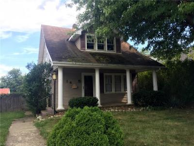 Muskingum County Single Family Home For Sale: 14 Ceramic Ave