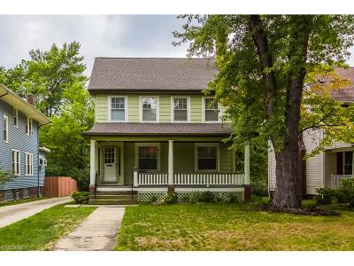 Single Family Home Sold: 1524 Compton Rd