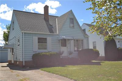 Single Family Home Sold: 7411 Ira Ave