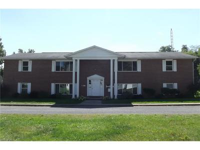 Louisville OH Multi Family Home Sold: $199,500