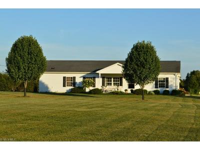 Morgan County Single Family Home For Sale: 6633 McMannis Riggs Rd