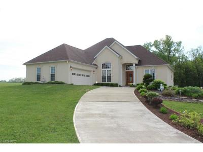 Muskingum County Single Family Home For Sale: 845 Newport Dr