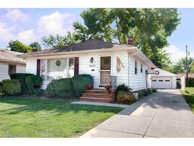 Single Family Home Sold: 28670 Forest Rd