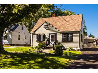 Single Family Home Sold: 1848 East 300th St