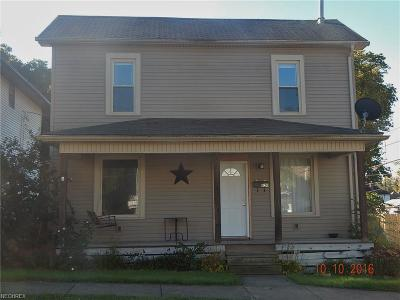 Guernsey County Single Family Home For Sale: 820 Foster Ave