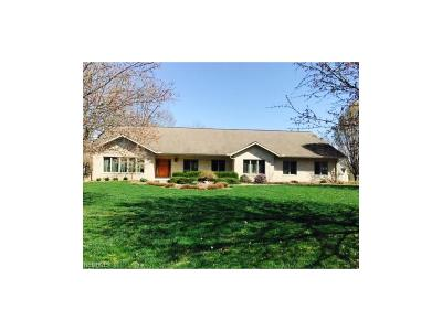 Zanesville Single Family Home For Sale: 2404 Oak Meadow Ln