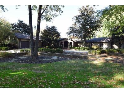 Warren Single Family Home For Sale: 432 Darlington Rd Northeast