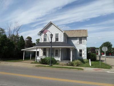 Single Family Home For Sale: 200 South Market St