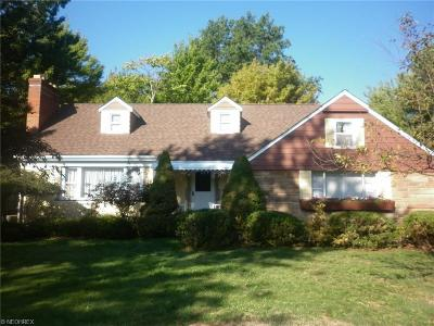 Richmond Heights Single Family Home For Sale: 414 Harris Rd