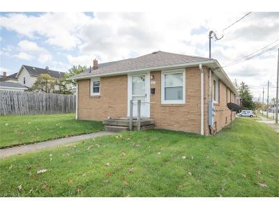 Girard Multi Family Home For Sale: 200 Churchill Rd