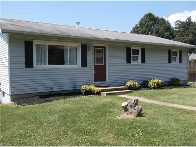 Muskingum County, Morgan County, Perry County, Guernsey County Single Family Home For Sale: 694 Lakeview Dr