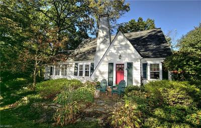 Chagrin Falls Single Family Home For Sale: 17114 Woodmere Dr