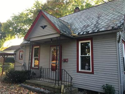 Salem OH Single Family Home Sold: $21,900