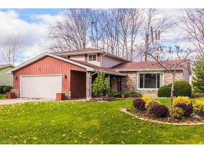 Single Family Home Sold: 33163 Cromwell Dr