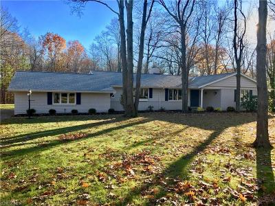 Single Family Home Sold: 31600 Cedar Rd