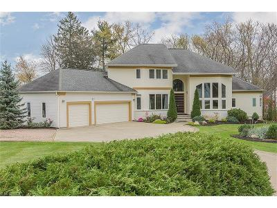 Moreland Hills Single Family Home For Sale: 3989 Wiltshire Rd