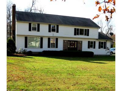 Warren Single Family Home For Sale: 8972 East Market St